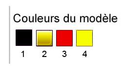 mod2 couleurs