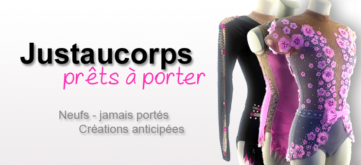 Justaucorps en stock